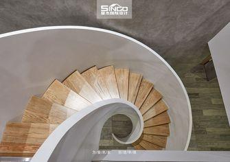 20万以上140平米别墅现代简约风格楼梯欣赏图