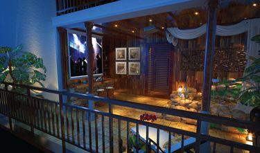 140平米别墅东南亚风格阳台装修图片大全