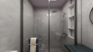 110平米三室一厅现代简约风格卫生间设计图