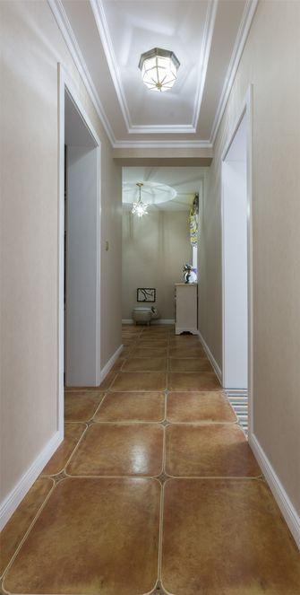 5-10万80平米三室两厅现代简约风格走廊设计图