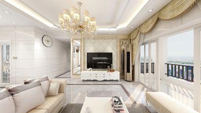 豪华型130平米四欧式风格客厅效果图