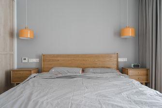 经济型100平米北欧风格卧室装修效果图