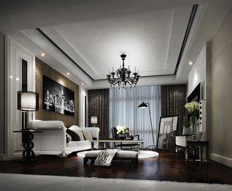 100平米美式风格客厅欣赏图