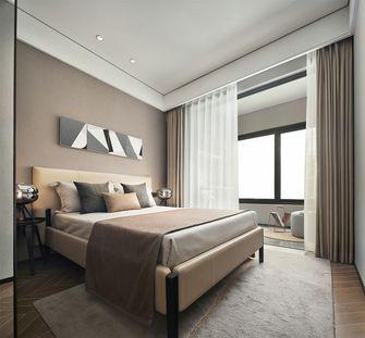 100平米三室两厅现代简约风格卧室效果图