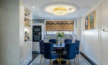 120平米三室一厅美式风格餐厅欣赏图