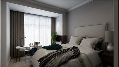 100平米三室三厅美式风格卧室图片大全
