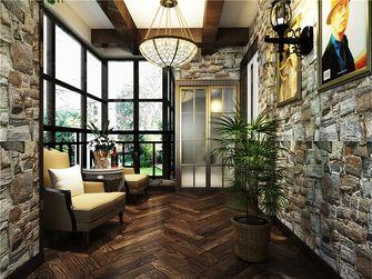 豪华型140平米别墅新古典风格阳光房图