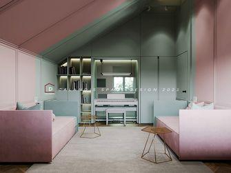 140平米别墅欧式风格儿童房装修图片大全