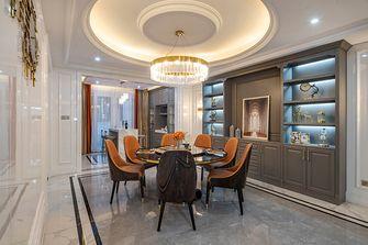 110平米三室三厅美式风格餐厅图片大全