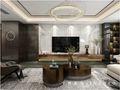 140平米四室两厅英伦风格客厅装修图片大全