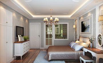 140平米四室四厅地中海风格卧室图片