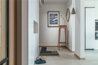 120平米三室两厅北欧风格走廊设计图