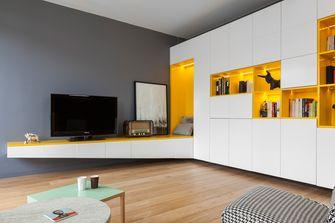 50平米一室一厅宜家风格客厅装修图片大全