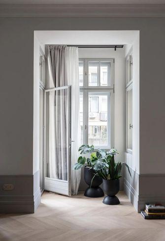 110平米三室两厅新古典风格走廊装修效果图