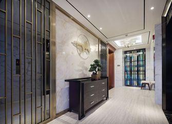 110平米三室两厅中式风格玄关装修图片大全