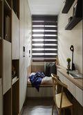 100平米三室一厅现代简约风格阳光房装修图片大全