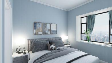 100平米三室三厅北欧风格卧室装修图片大全