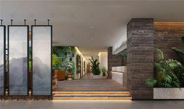 140平米东南亚风格其他区域效果图