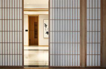 140平米别墅日式风格玄关图片大全