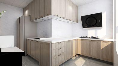 60平米公寓中式风格厨房装修效果图
