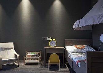 80平米复式现代简约风格儿童房装修图片大全