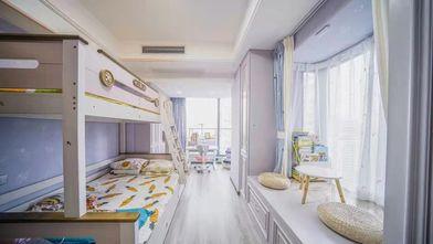 110平米三法式风格儿童房装修案例