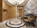 140平米别墅中式风格走廊装修案例
