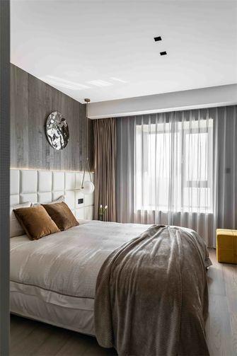 140平米四室五厅现代简约风格卧室图片大全