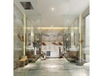 140平米别墅现代简约风格卫生间浴室柜装修图片大全