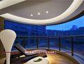 70平米新古典风格阳光房设计图