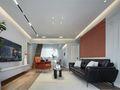 130平米四法式风格客厅装修案例