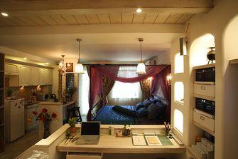 30平米小户型地中海风格卧室图片大全