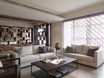 80平米公寓日式风格客厅装修案例