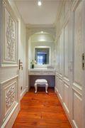 20万以上140平米复式新古典风格衣帽间鞋柜图片