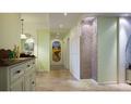 经济型110平米三室一厅田园风格梳妆台图