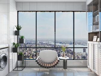 70平米美式风格阳台设计图