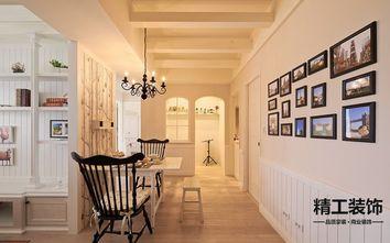 110平米田园风格走廊设计图