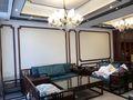90平米三室三厅中式风格卧室设计图