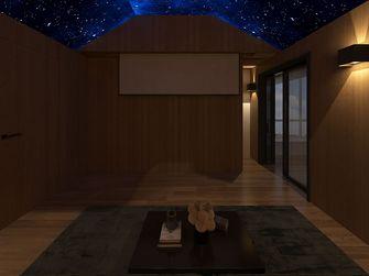 120平米复式北欧风格影音室装修效果图