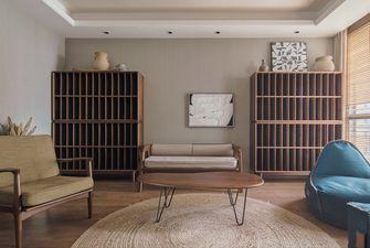 140平米三室两厅日式风格阳光房装修案例