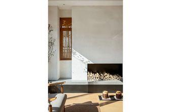 140平米复式日式风格客厅效果图