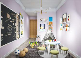 140平米三室两厅日式风格儿童房图片大全