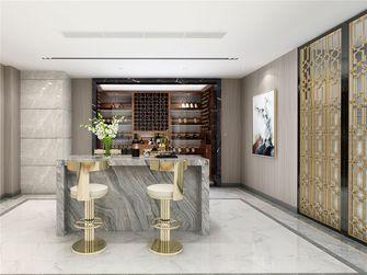 140平米别墅现代简约风格储藏室设计图