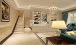 豪华型140平米别墅欧式风格楼梯图片大全