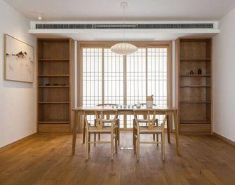 60平米日式风格餐厅图片