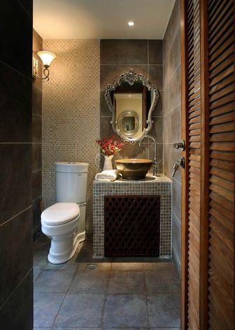 20万以上140平米四室四厅东南亚风格卫生间装修案例