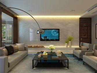 140平米三室两厅其他风格客厅效果图