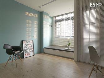 富裕型140平米四室三厅日式风格儿童房效果图
