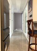 130平米三室三厅美式风格玄关装修图片大全