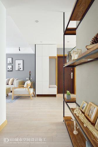 富裕型80平米北欧风格走廊设计图